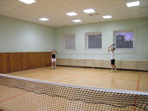 Vánoční turnaj v líném tenise 2015