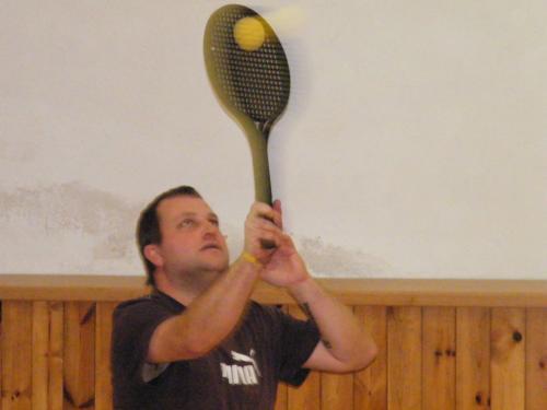 Vánoční turnaj v líném tenise