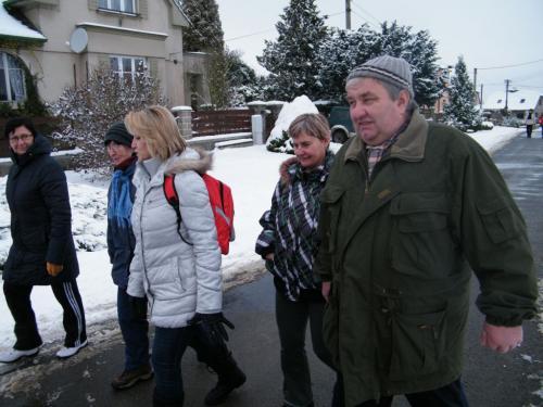 Silvestrovský pochod 2014