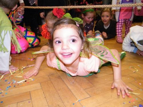 Dětský maškarní karneval 2015
