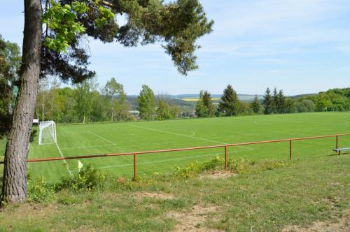 Fotbalové hřiště Zdemyslice